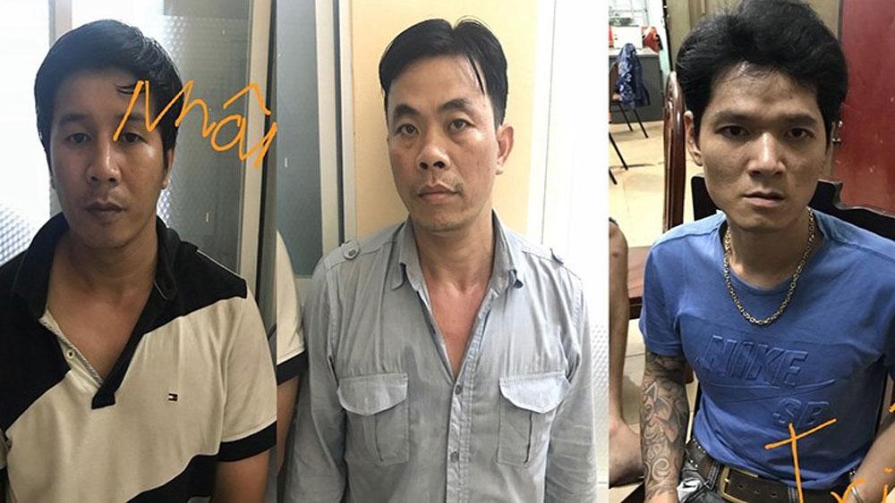 Phá đường dây 'hóa kiếp' hơn 500 xe gian ở TP Hồ Chí Minh