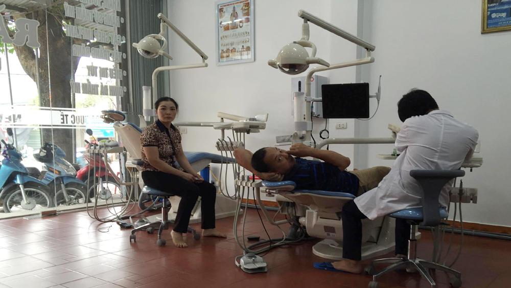 Xử phạt vi phạm hành chính cơ sở Nha khoa New Smile