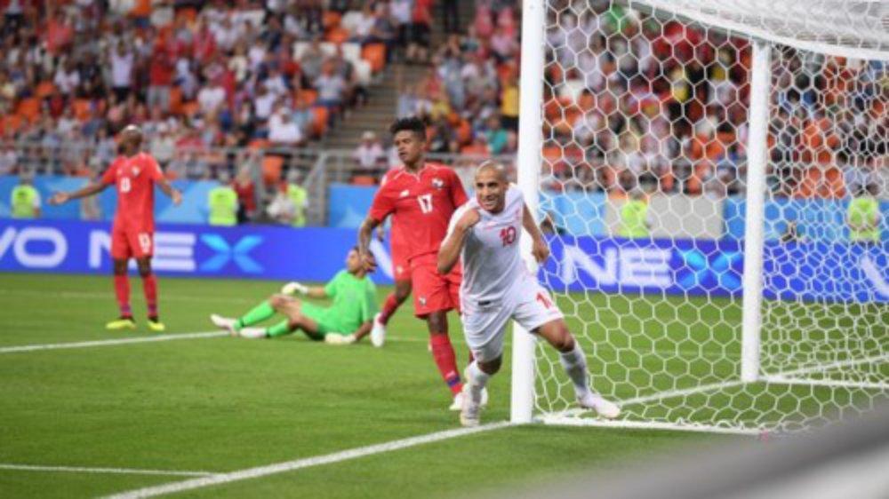 Tunisia quật cường thắng trận lịch sử tại World Cup 2018