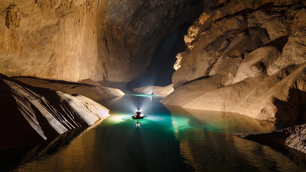 Vương quốc hang động, Quảng Bình, địa chất