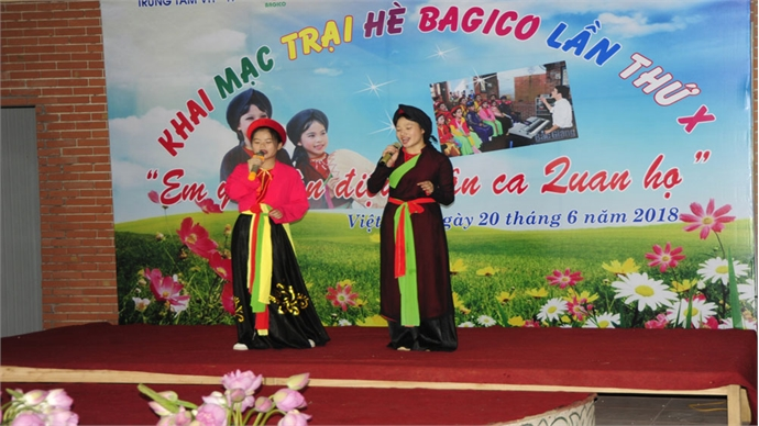 Nurturing passion for love duet song
