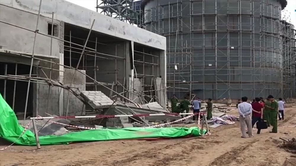 Công an Hậu Giang điều tra vụ tai nạn tại Nhà máy Nhiệt điện Sông Hậu 1