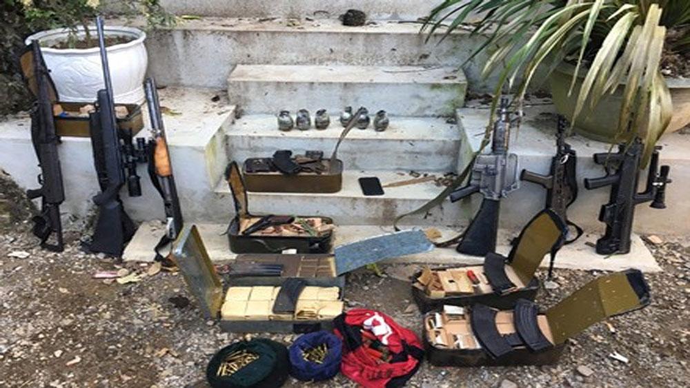 Vụ tiêu diệt 2 trùm ma túy: Phát hiện 3 thi thể trên tay cầm súng tại sào huyệt