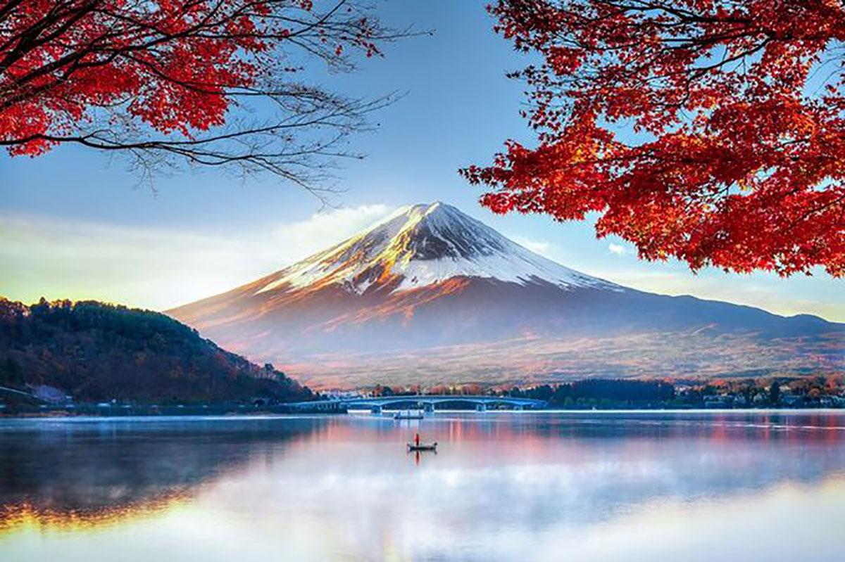 Nhật Bản, 10 điều đặc biệt, anh đào, Phù Tang, mặt trời mọc