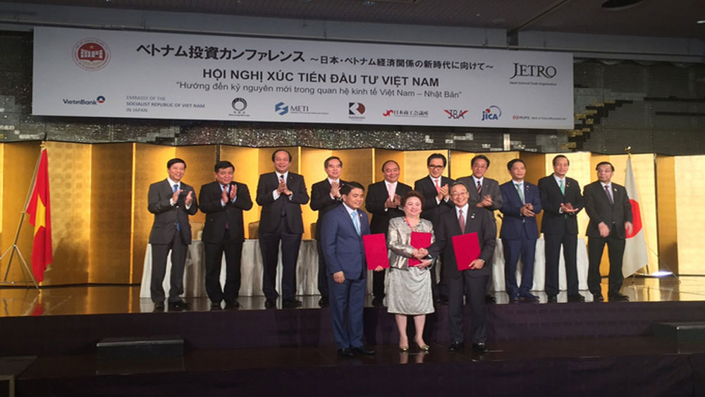 Japan top investor in Vietnam again