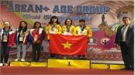 Bắc Giang giành 7 huy chương tại Giải vô địch cờ vua trẻ Đông Nam Á