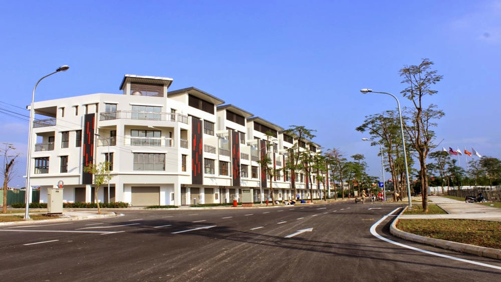 Bac Giang builds 4 new residential and urban areas