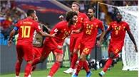 Nhật Bản dẫn 2-0, nhưng thua ngược Bỉ phút bù giờ thứ 4