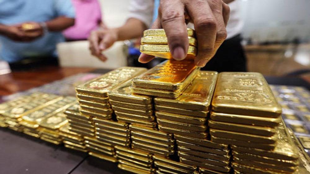 Giá vàng hôm nay 3-7: Thế giới xuống đáy, trong nước tăng vọt