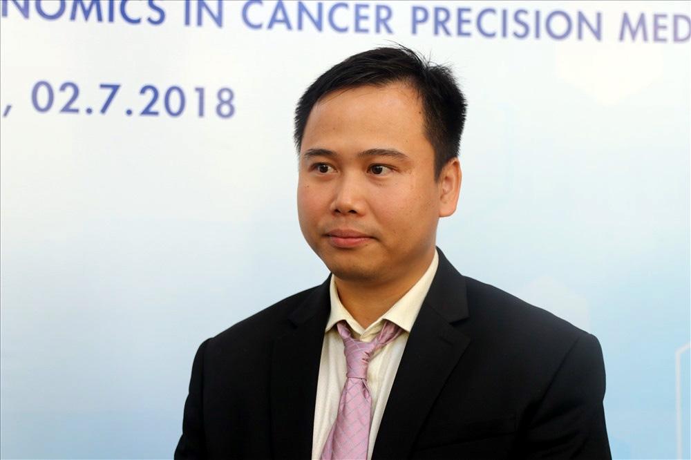 Phát hiện ung thư, điều trị sớm ung thư, ứng dụng công nghệ, công nghệ giải mã gien, Viện Y Sinh Việt Nam