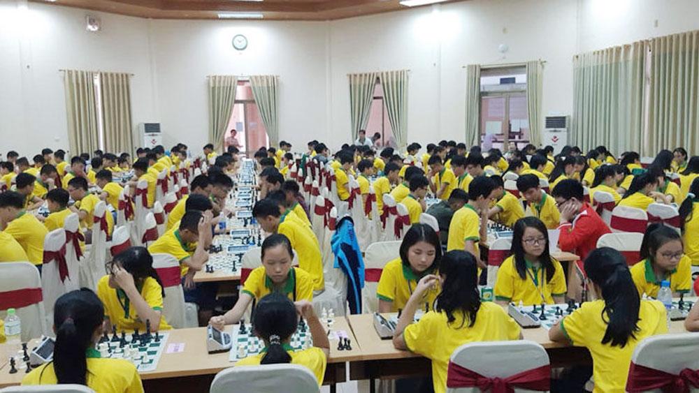 National Youth Chess Championships kicks off in Hai Phong