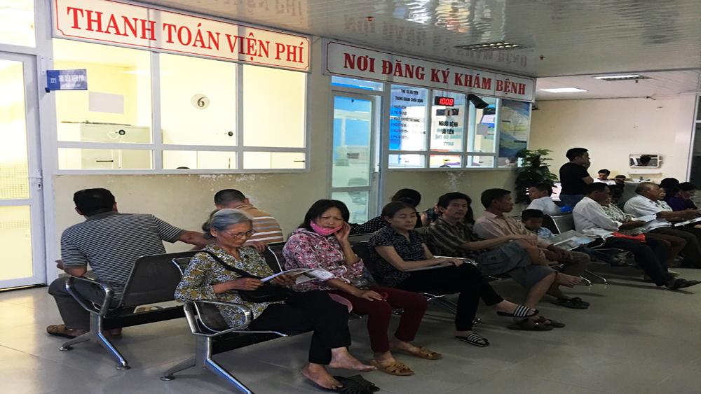 bệnh nhân. nắng nóng, Bắc Giang