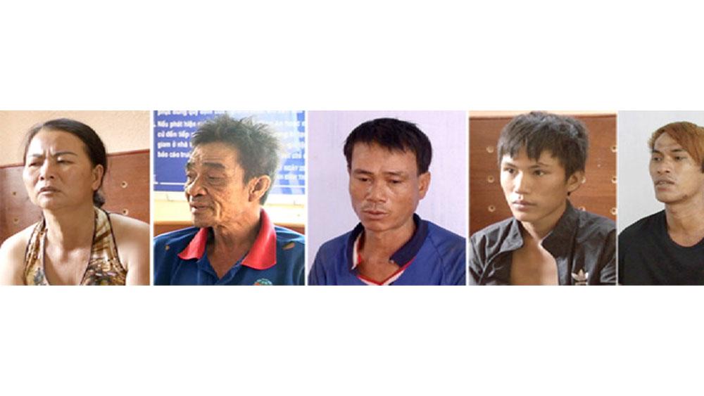 Đề nghị truy tố các đối tượng kích động gây rối ở Bình Thuận
