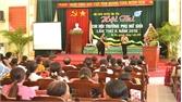 Hội Liên hiệp Phụ nữ  huyệnTân Yên tổ chức hội thi Chi hội trưởng phụ nữ giỏi