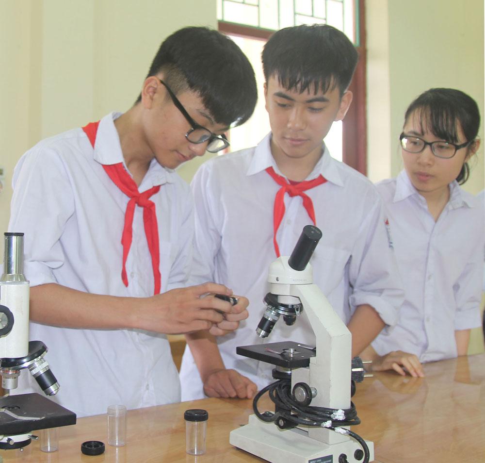 Bắc Giang, tuyển sinh lớp 6, trường trọng điểm chất lượng cao