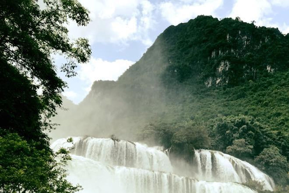 Thiên nhiên, tuyệt đẹp, non nước, Cao Bằng