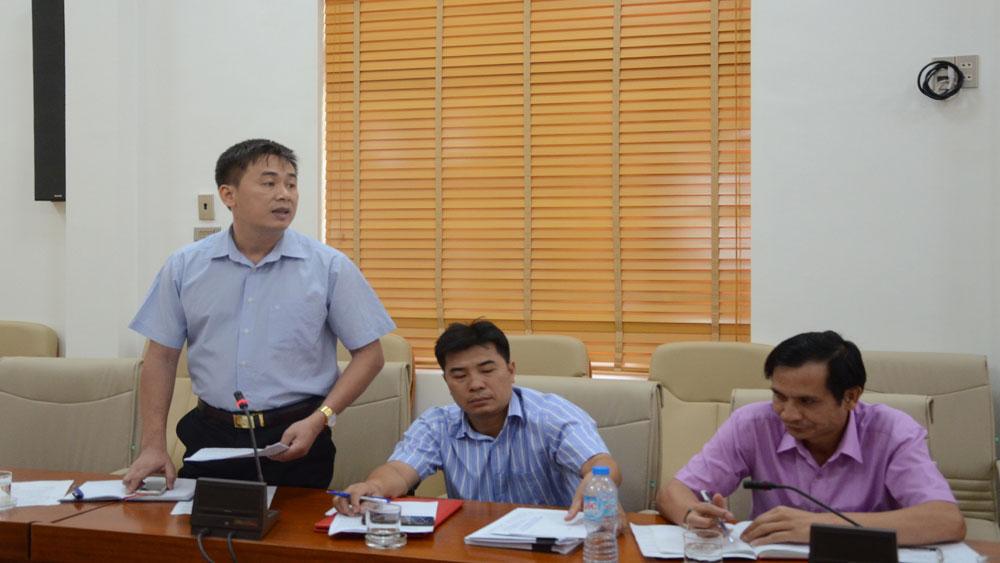 công tác thi đua khen thưởng, cơ quan xây dựng Đảng, Trưởng Ban Tổ chức Tỉnh ủy, Trưởng Ban Nội chính Tỉnh ủy