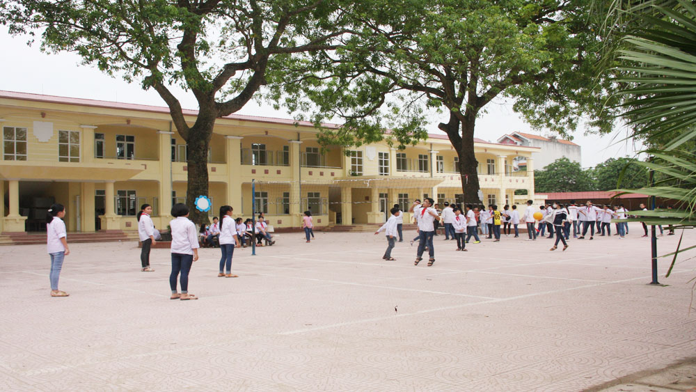 Bac Giang qualified with secondary education popularization of second level