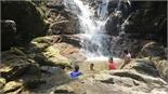 Vẻ đẹp hoang sơ của thác Ba Tia