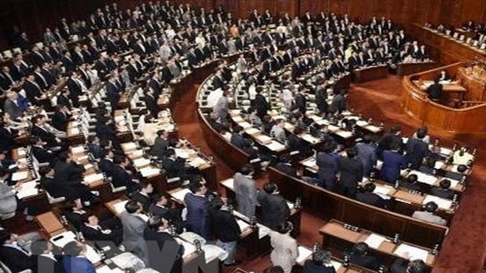 Nhật Bản, hoàn tất, thủ tục, thông qua CPTPP