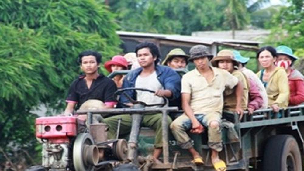 xe tải, 22 người, công nông, thương vong