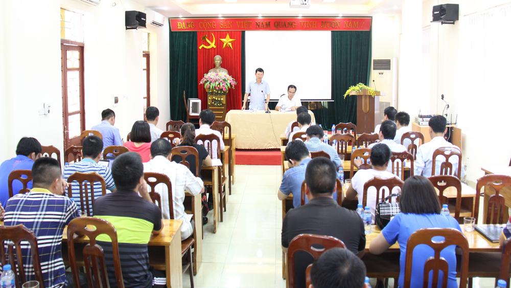Đại hội TDTT toàn quốc lần thứ VIII, kiểm tra chuẩn bị lực lượng