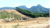 Sơn Động: Đẩy nhanh tiến độ xây dựng dự án tái định cư Khu du lịch tâm linh Tây Yên Tử