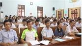 Tập huấn nghiệp vụ công tác tiếp công dân, giải quyết khiếu nại tố cáo
