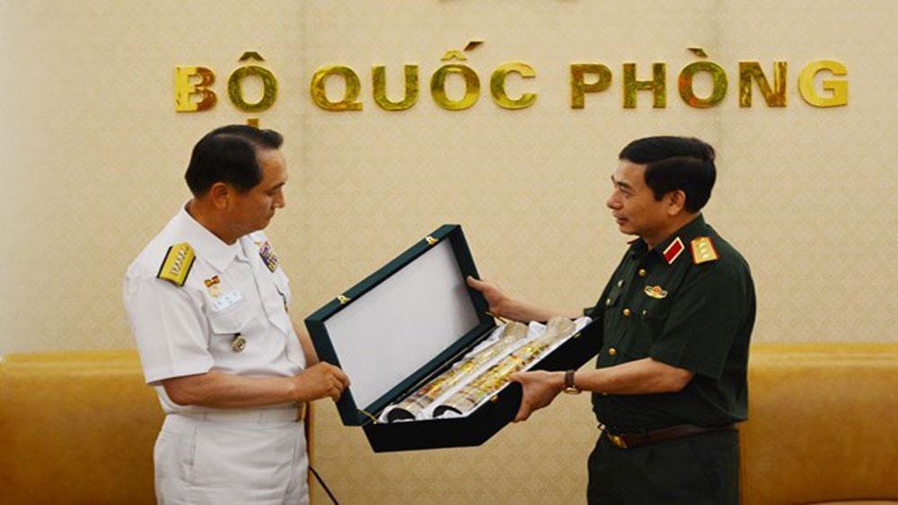 Vietnam, RoK foster naval cooperation