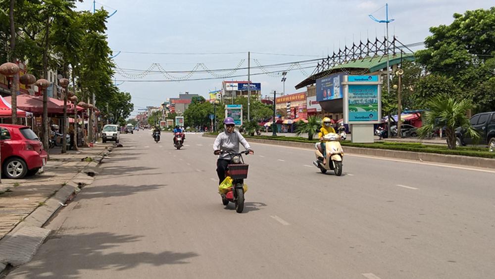 Bắc Giang: Nắng nóng dịu dần nhưng vẫn duy trì kiểu thời tiết oi bức