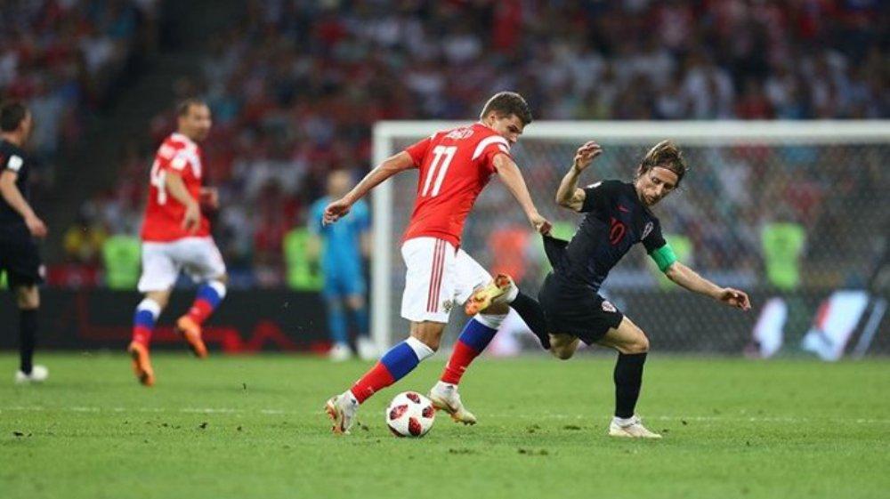 Croatia, Nga, World Cup 2018