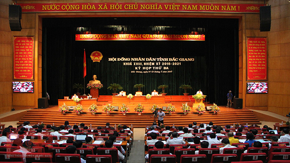 Hôm nay (ngày 9-7), khai mạc kỳ họp thứ 5, HĐND tỉnh khóa XVIII