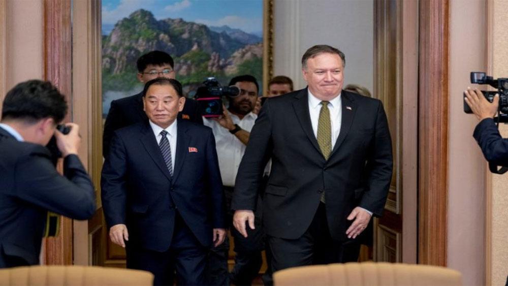 Triều Tiên, tố cáo, Mỹ, phản bội, tinh thần, Hội nghị Thượng đỉnh Mỹ-Triều