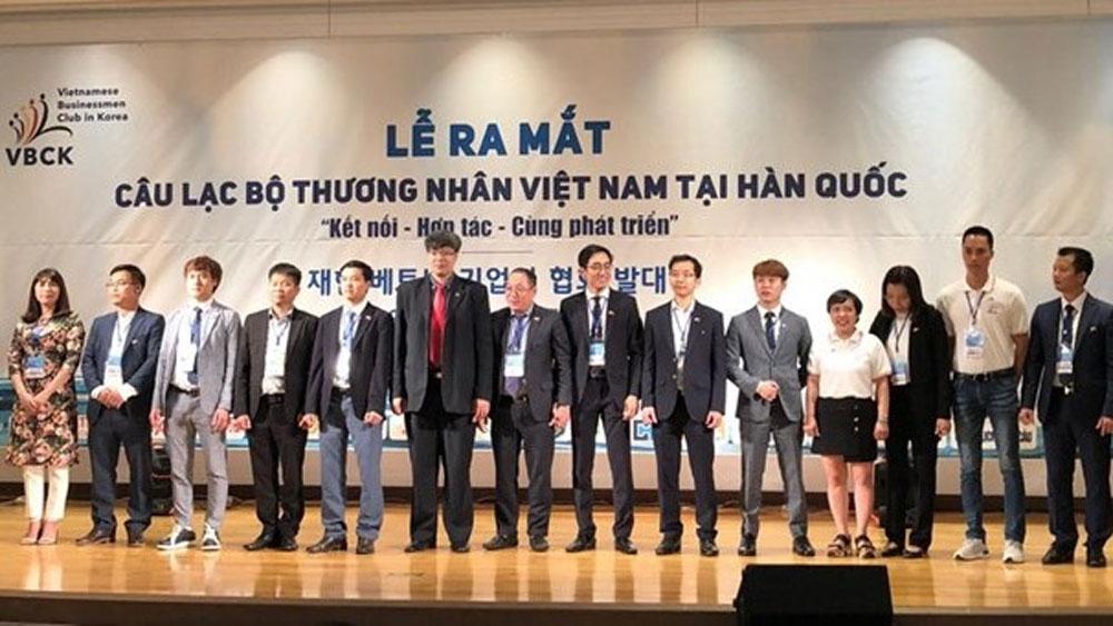 Vietnamese businessmen club makes debut in Korea