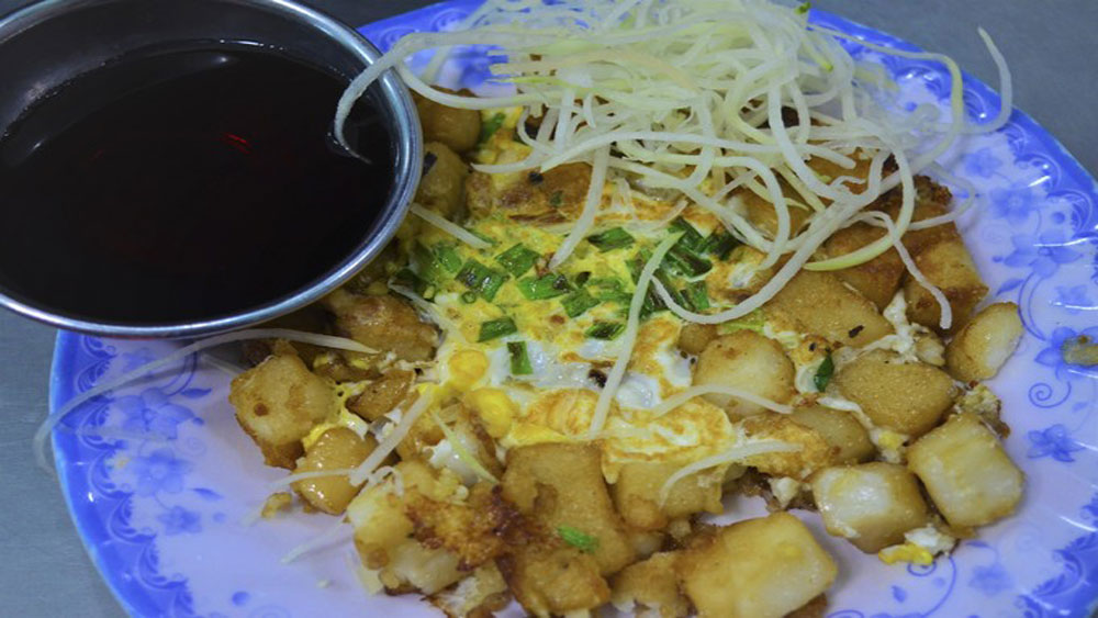 Egged on to culinary bliss in Saigon