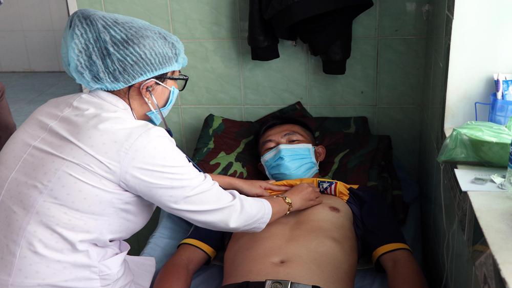 Đắk Nông tập trung điều trị, theo dõi ổ dịch cúm A H1N1 tại huyện Đắk R'Lấp