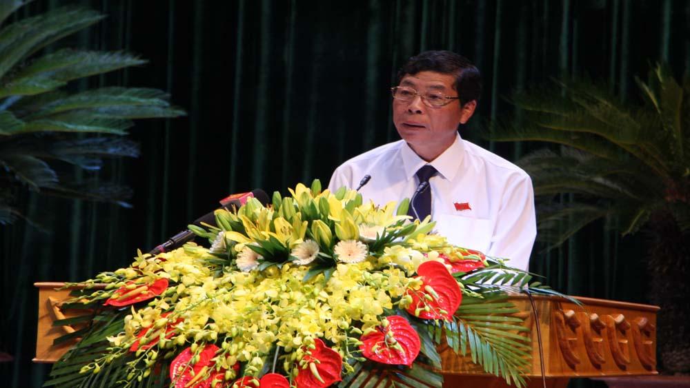 kỳ họp thứ 5, HĐND tỉnh,  khai mạc, bàu bổ sung ủy viên UBND tỉnh, nhiệm kỳ 2016 -2021