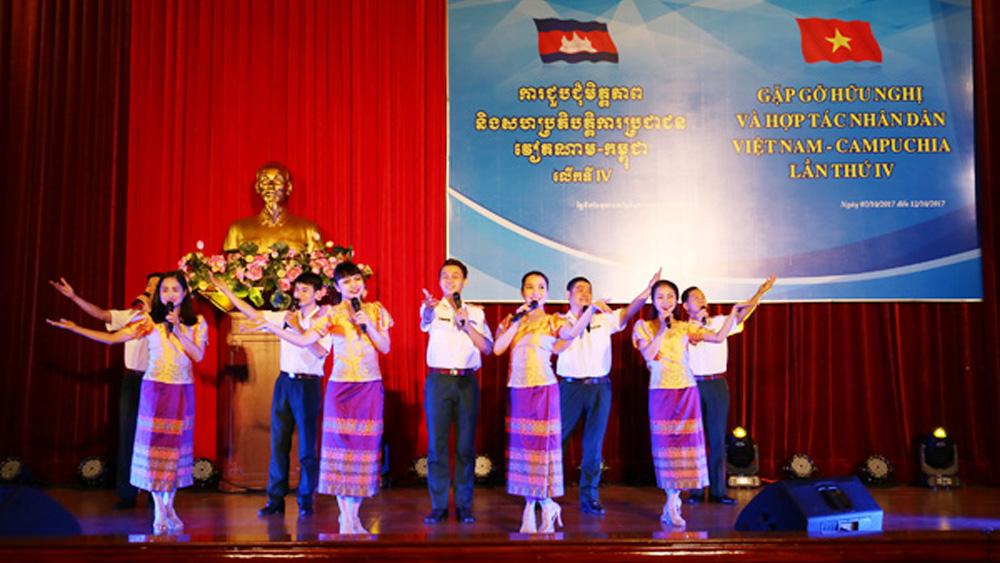 Hội hữu nghị Việt nam - Campuchia