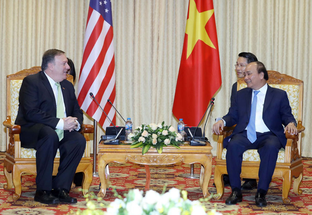 Prime Minister, Nguyen Xuan Phuc, stronger ties, Vietnam-US, bilateral ties, comprehensive partnership, politics-diplomacy, economy-trade, security-defense