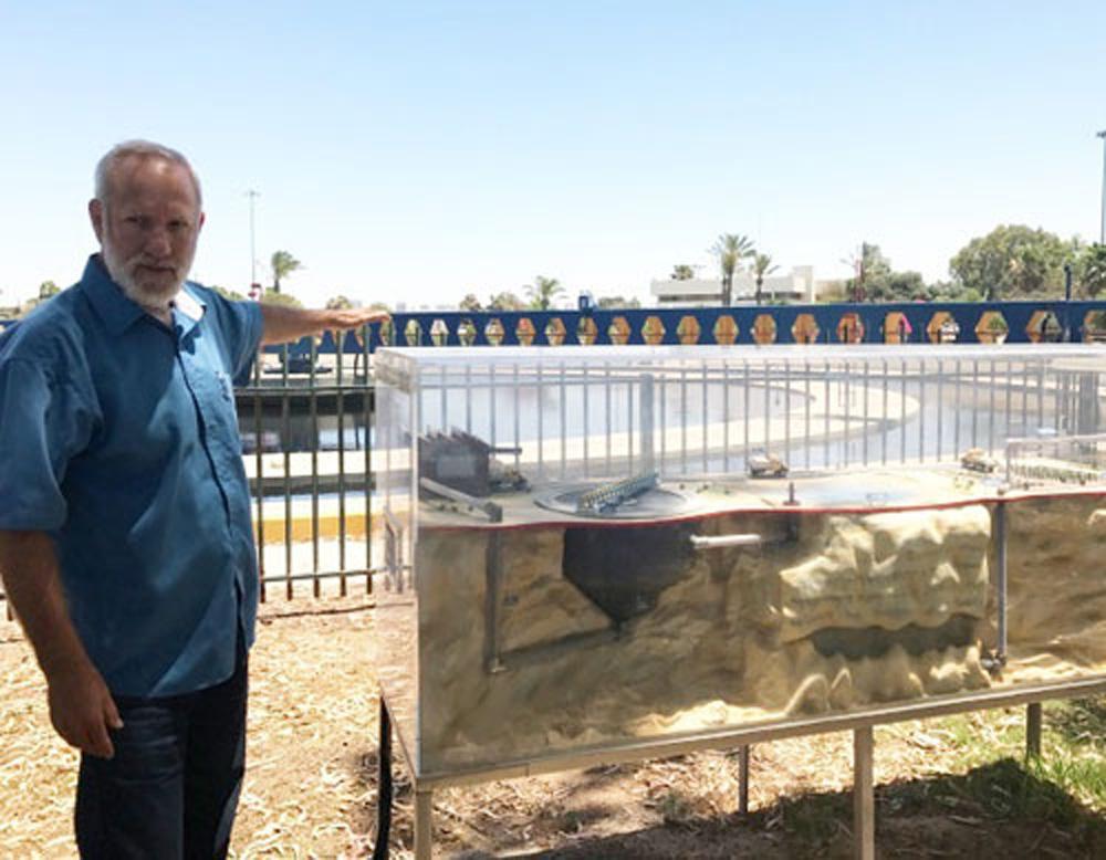 Israel, công nghệ xử lý nước thải, nước dùng trong sinh hoạt, Việt Nam