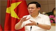"""Phó Thủ tướng Vương Đình Huệ: Bám sát kịch bản điều hành giá, không để xảy ra tăng lạm phát """"kép"""""""
