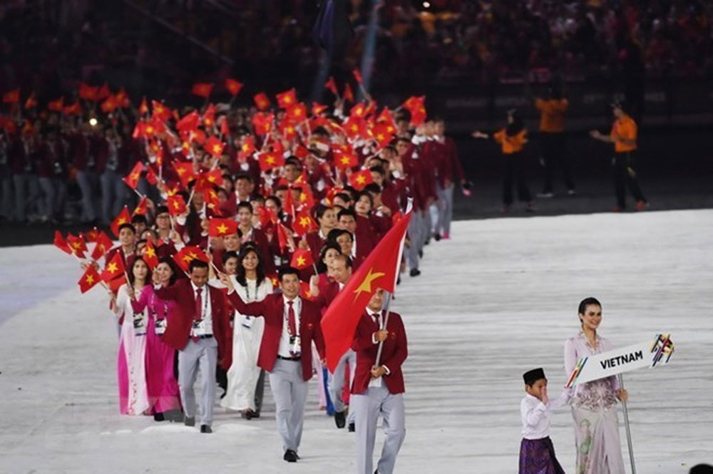 Hanoi,  SEA Games 31, Southeast Asian Games, ASEAN Para Games, big event, international sports, substantial determination, different economic sectors, highest results