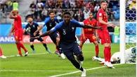 Pháp vào chung kết World Cup 2018