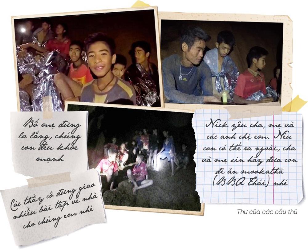 Nghẹt thở, hành trình, giải cứu đội bóng Thái Lan, thám hiểm hang động
