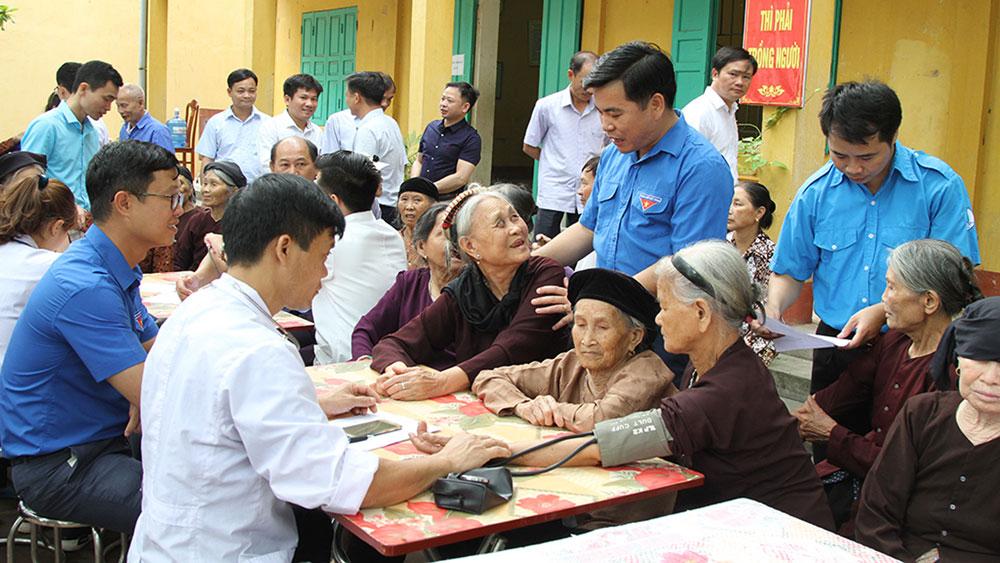 Chăm sóc người cao tuổi,  ứng phó với già hóa dân số