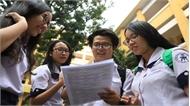 Bộ Giáo dục và Đào tạo công bố phổ điểm kỳ thi THPT quốc gia 2018