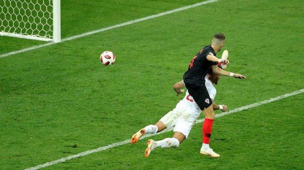 Croatia, Anh, World Cup 2018
