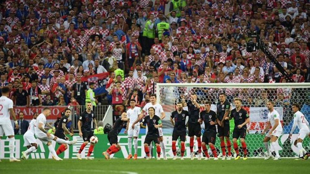 Croatia lội ngược dòng vào chung kết World Cup 2018