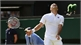 Federer thua sốc tại tứ kết Wimbledon trước Anderson