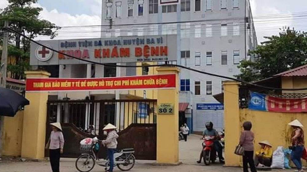 Trao nhầm con, Hà Nội, bệnh viện, tiết lộ, lý do, kỷ luật, 2 nữ hộ sinh